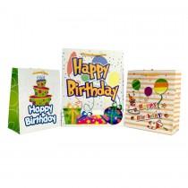 Bolsa para regalo grande (cumpleaños) por unidad