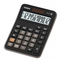 Calculadora CASIO MX-12B (12 Dígitos / NEGRO)